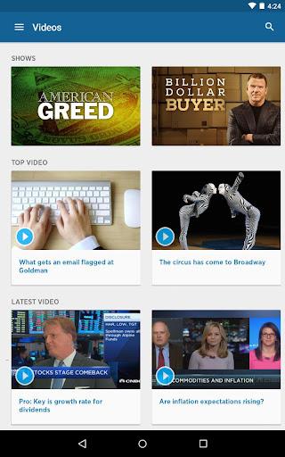 CNBC: Breaking Business News & Live Market Data screenshot 22