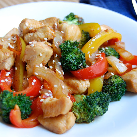 Easy Chicken And Broccoli Stir Fry