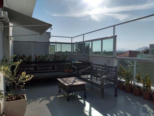 Cobertura com 3 dormitórios à venda, 176 m² por R$ 1.180.000,00 - Itaipu - Niterói/RJ