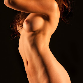 Venus Unearthed.. by Jean-marc Nehmé - Nudes & Boudoir Artistic Nude ( nude, female, daniela, beauty, light, curves, shadows )