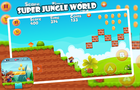 Super Jungle World APK for Bluestacks