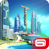 Game Little Big City 2 version 2015 APK