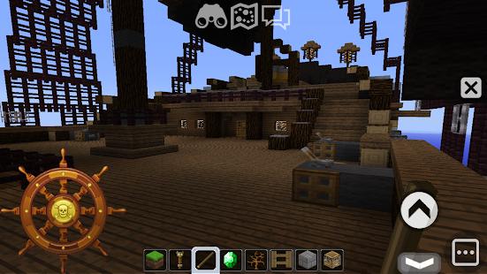 Pirate Craft APK for Bluestacks