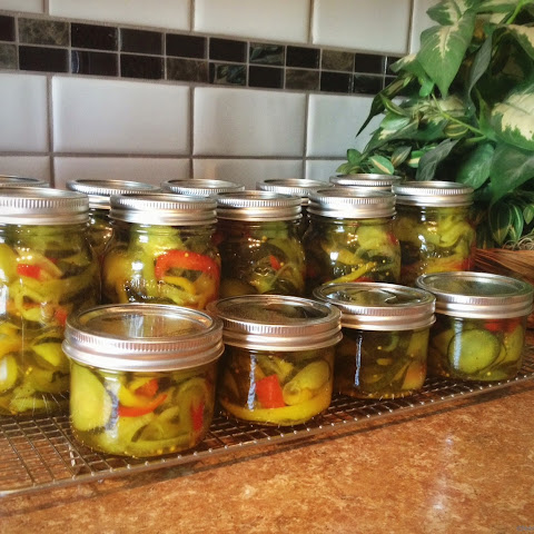 A Pickling Party!