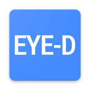 Eye-D -for visually impaired For PC (Windows & MAC)