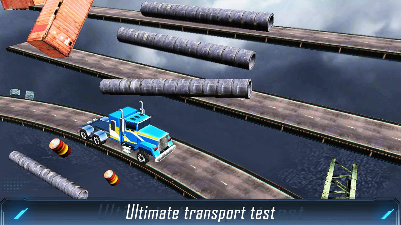 Hill Climb Truck Challenge Screenshot 0