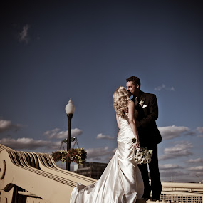 by Elizabeth Craig - Wedding Bride & Groom