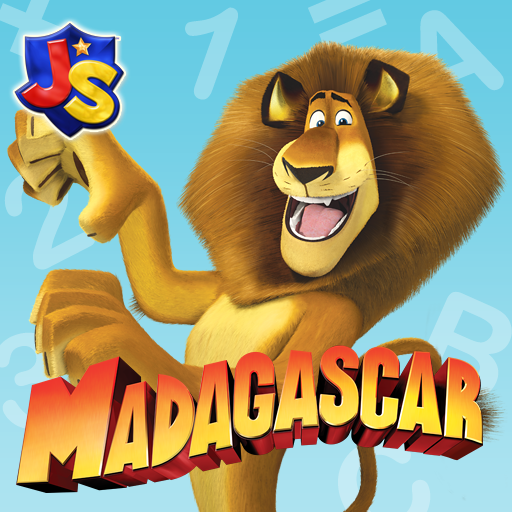 Madagascar Preschool Slides™ (game)
