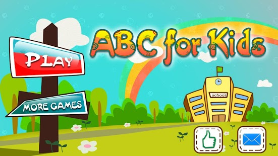 Alphabet ABC baby kids games - screenshot