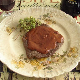 Steaks With Chocolate Sauce