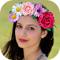 App Flower Wedding Crown Hairstyle apk for kindle fire