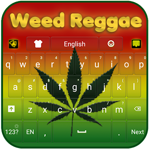 Download Weed Reggae Keyboard for Android