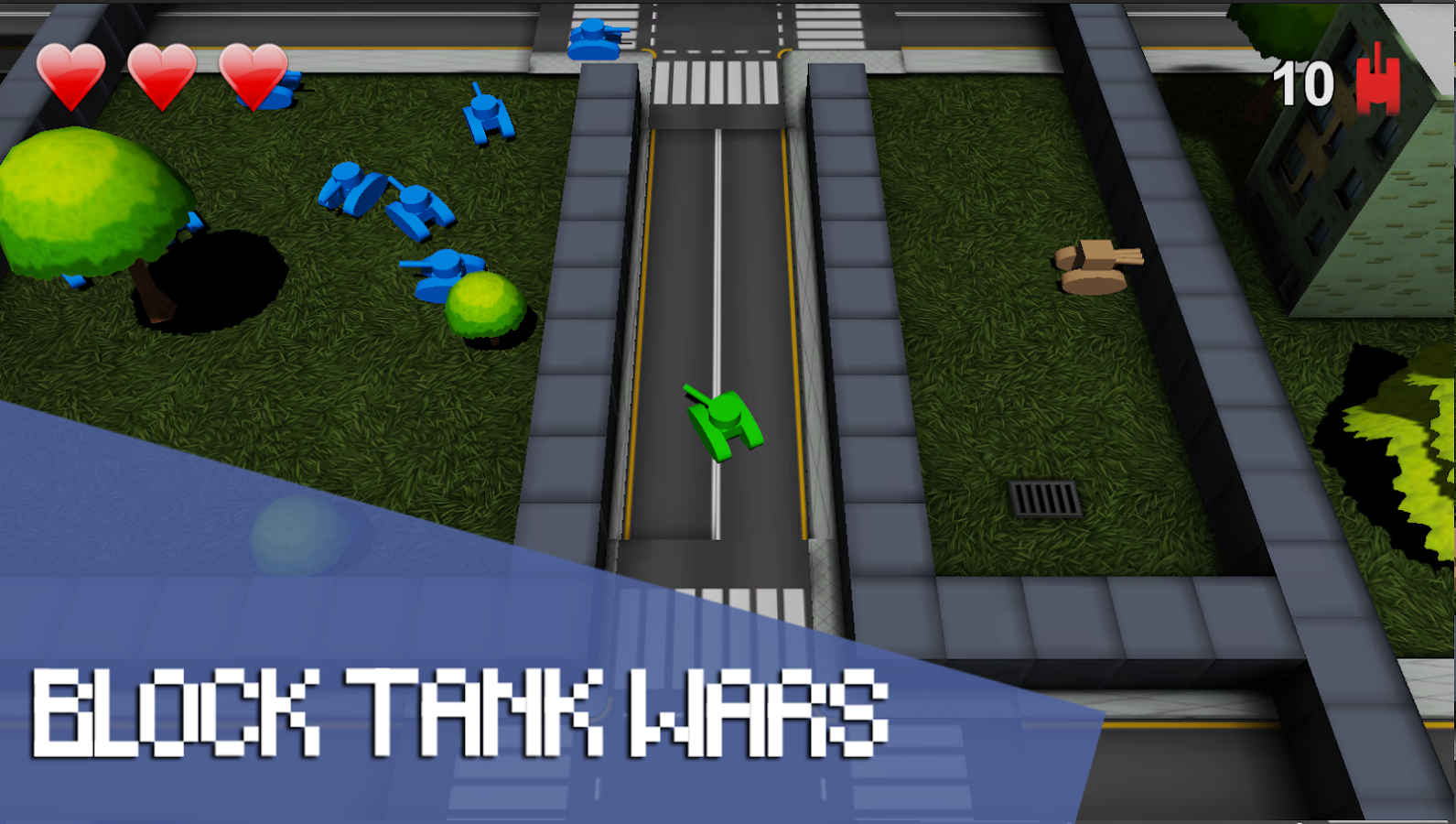 Block Tank Wars Screenshot 6