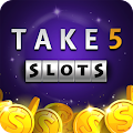 Download Take 5 Slots - FREE Slots APK to PC