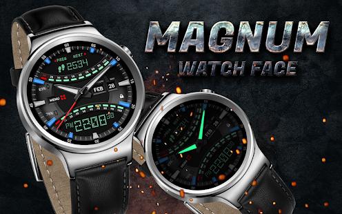 Magnum Watch Face