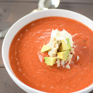 Crabmeat Gazpacho Recipes