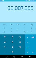 Screenshot of PCB Blue ⁞ CM12 Theme