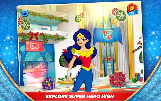 DC Super Hero Girls™ apk screenshot