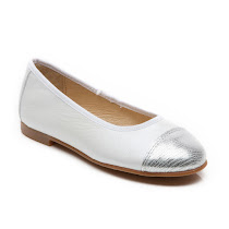 Step2wo Sabbia - Metallic Toe Pump BALLERINA
