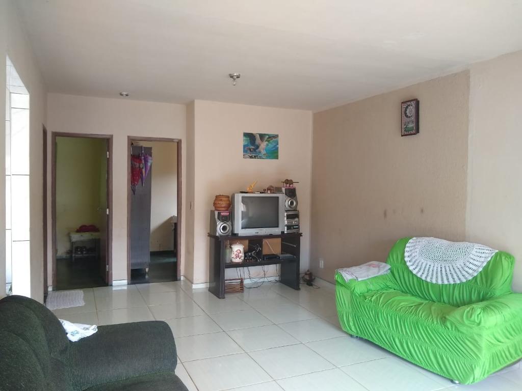 Casa com 2 dormitórios à venda, 91 m² por R$ 130.000 - Antônia Cândida I - Uberaba/MG