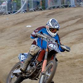power by Gerd Moors - Sports & Fitness Motorsports ( sand, bike, action, mx, drift, dirt, motorsport, cross )