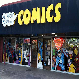 Comic Book Store Finder For PC