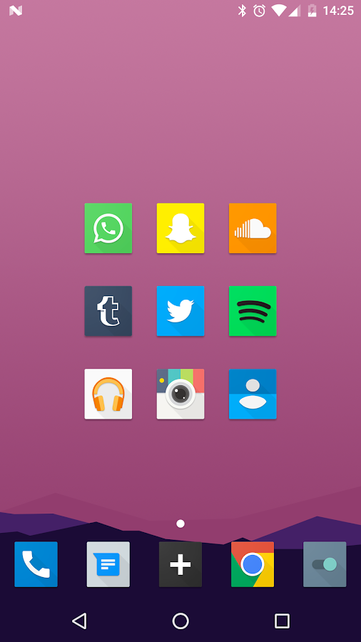OnePX - Icon Pack Screenshot 2
