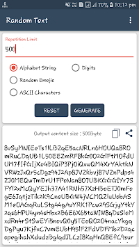 Text Repeater By CentroidApps APK screenshot thumbnail 3