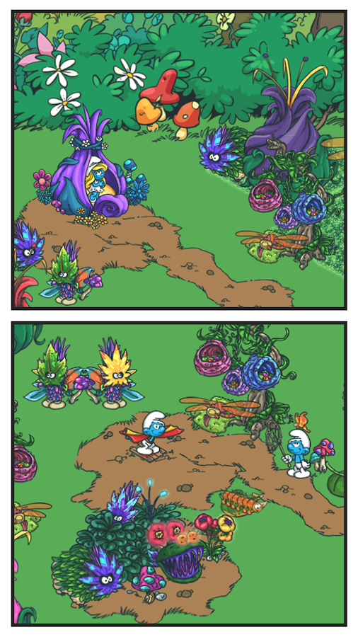 Smurfs' Village Screenshot 4