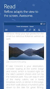 App Microsoft Word APK for Kindle