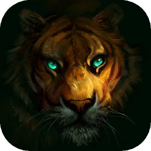 Download Colorful tiger for PC