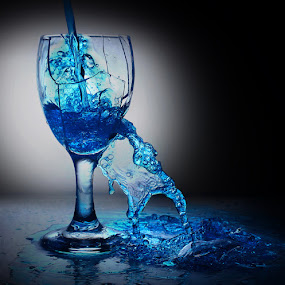 Broken Glass by Alamsyah Rauf - Artistic Objects Other Objects ( still life )