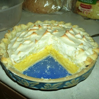 Sugar Free Lemon Meringue Pie