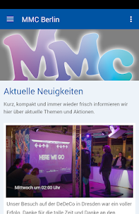 MMC-Berlin e.V. - screenshot