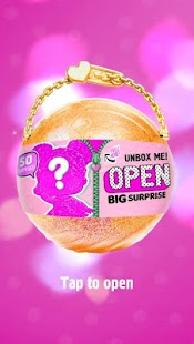 LQL Opening Big Surprise Doll eggs