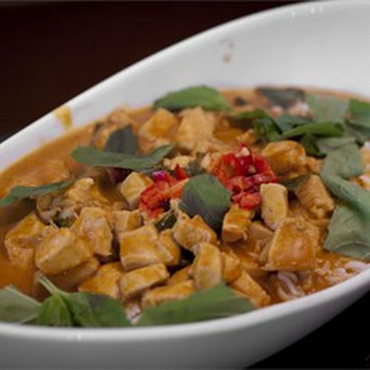 Panang Curry With Chicken Recipes — Dishmaps