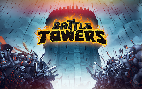 Battle Towers APK for Bluestacks