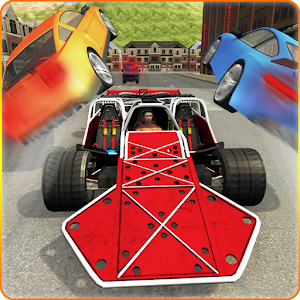 Demolition Derby 3D for PC-Windows 7,8,10 and Mac