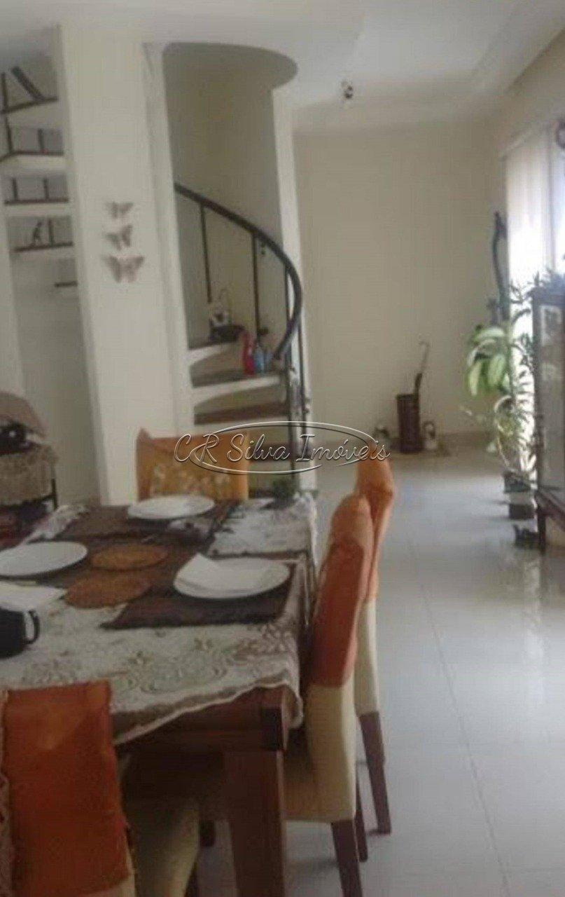 Cobertura com 3 dormitórios à venda, 280 m² por R$ 850.000,00 - Pompéia - Santos/SP