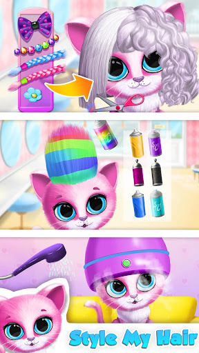 Kiki & Fifi Pet Beauty Salon For PC