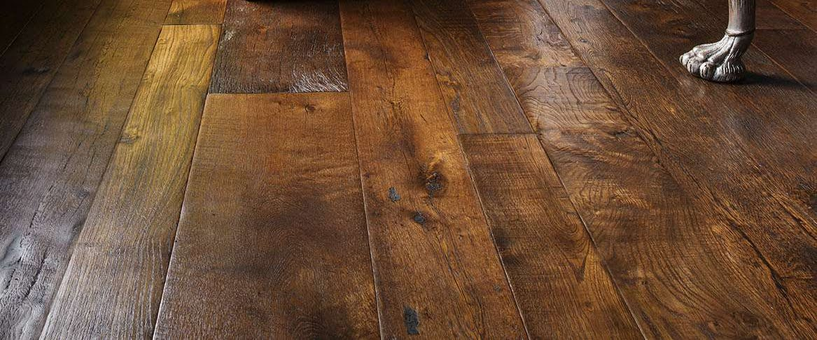 French Polishing of Floors