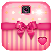 Download Cute Girl Collages Photo Booth APK on PC
