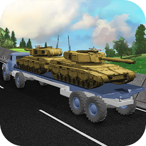 Tank Transport Army Truck For PC / Windows 7/8/10 / Mac – Free Download