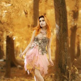Nadya #1 by Sugeng Hariyanto - People Fashion