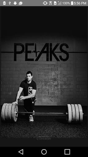 PEAKS - Training & Therapy APK
