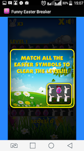 Funny Easter Breaker - screenshot