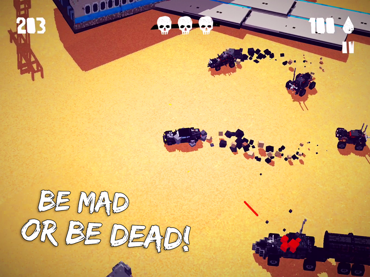 Fury Roads Survivor Screenshot 13