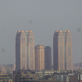 by Peno Darsh - Buildings & Architecture Office Buildings & Hotels ( arcadia, cairo, nile, egypt )