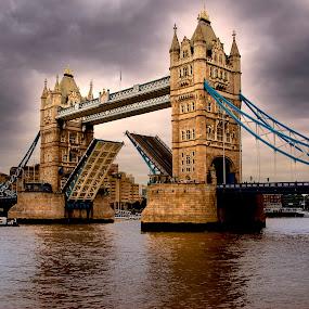 Tower Bridge  by Nirmal Kumar - Uncategorized All Uncategorized