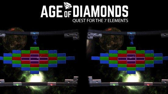 Age of Diamonds for MergeVR screenshot for Android